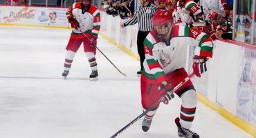 Jorge Pérez, el mexicano que está triunfando en el hockey canadiense