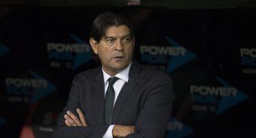 José Saturnino Cardozo es despedido de los Jaguares de Chiapas