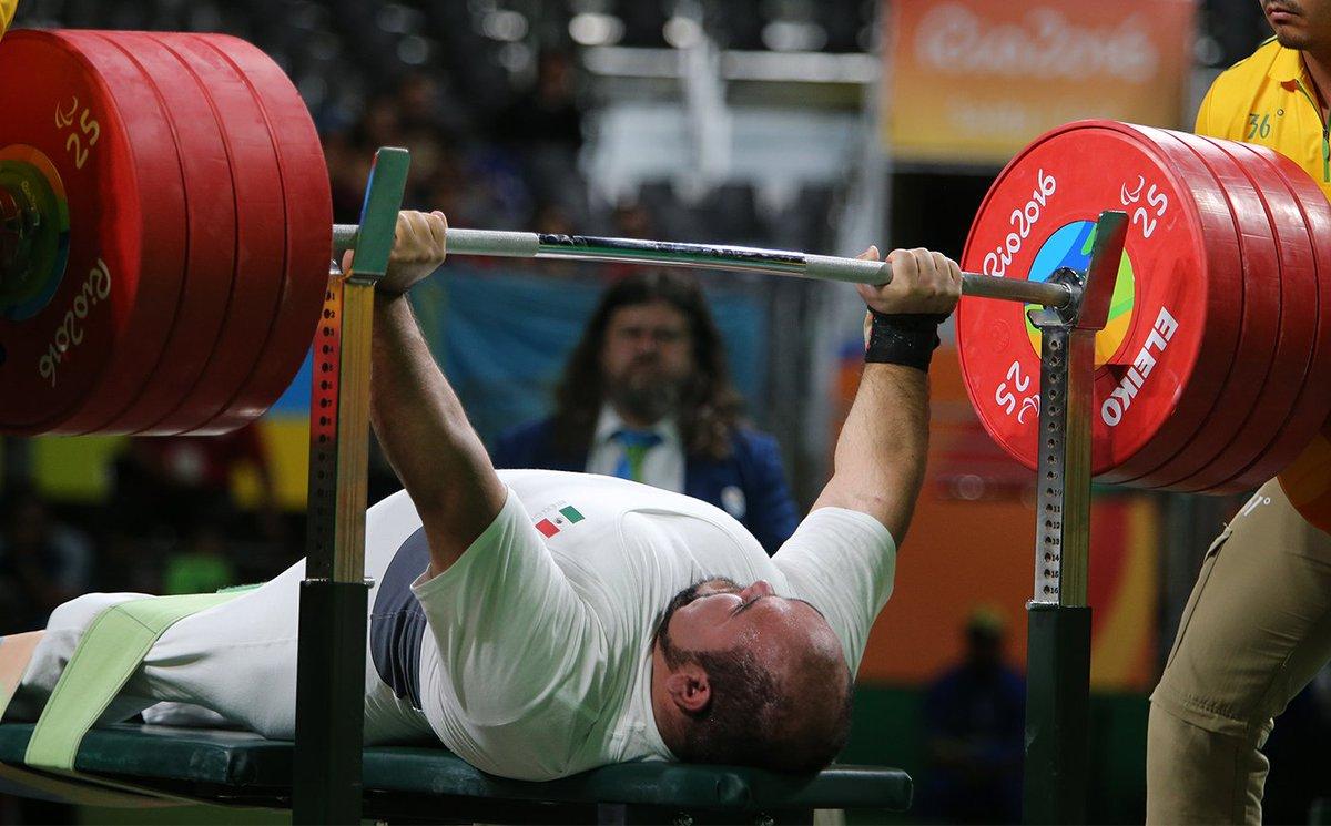 José de Jesús Castillo se lleva el bronce en los Juegos Paralímpicos