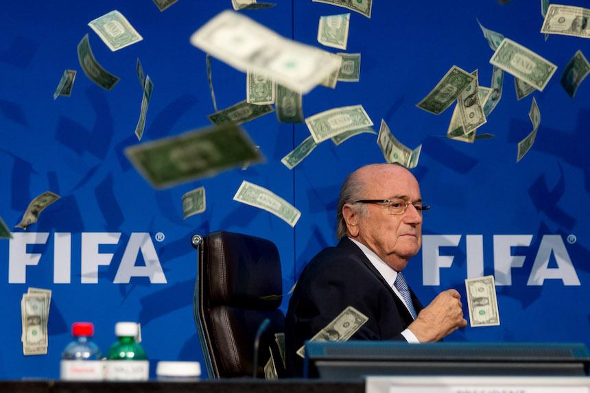 Los 7 puntos que tienes que saber sobre el FIFA Gate para ver 'El Presidente'