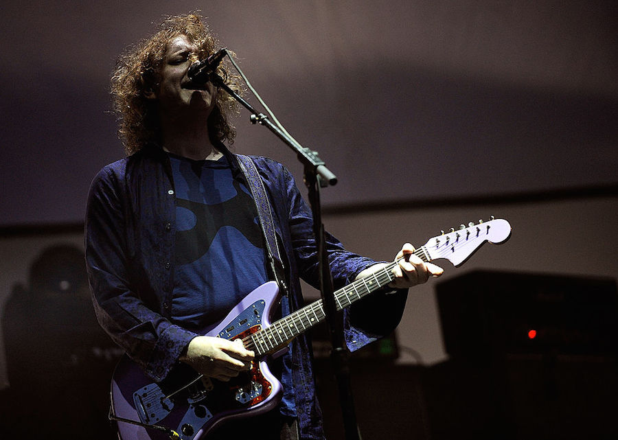 Kevin Shields de My Bloody Valentine hace remix a The Undertone.