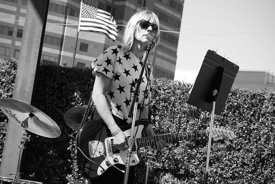 Kim Gordon protagoniza el corto 'The Realest Real'.