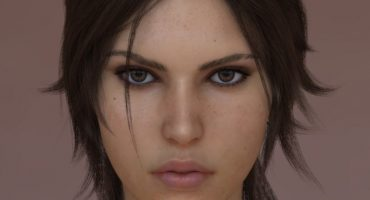¿Lara Croft en Kingdom Hearts?