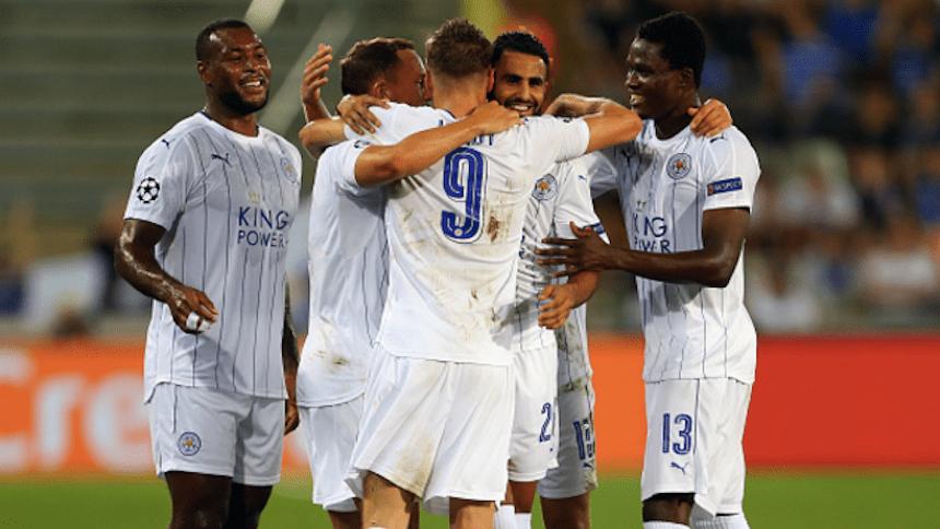 Leicester City en Champions League