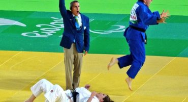 La mexicana Lenia Ruvalcaba gana oro en judo