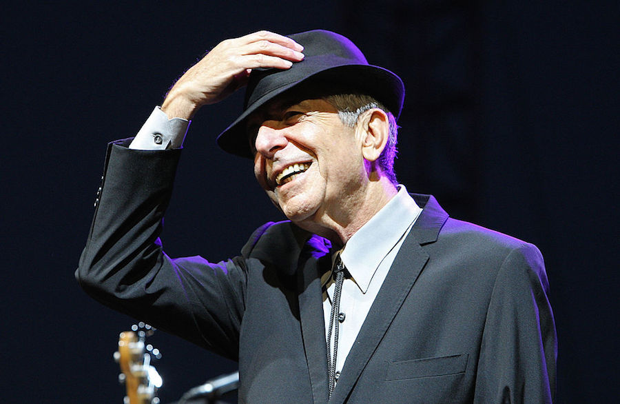 Leonard Cohen lanza nueva canción.