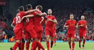 Liverpool sigue imparable, derrota 5-1 al Hull City