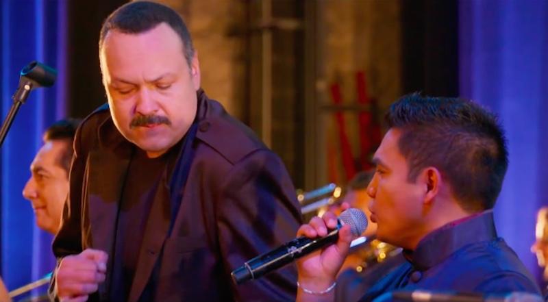 Mira el nuevo video de Los Ángeles Azules 'Amigos Nada Más' con Pepe Aguilar