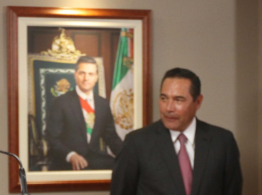 Luis Miranda, el nuevo Secretario de Desarrollo Social, es socio de los clubes de golf más lujosos del Estado de México