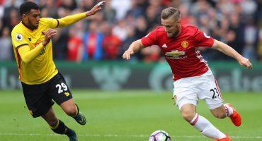 Mourinho señala a Luke Shaw como responsable de la derrota del Manchester United