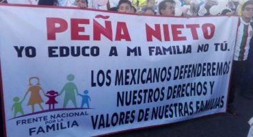 Rechazo a familias no tradicionales atenta contra derechos humanos: Conapred