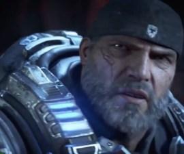 Marcus Phoenix Gears of War 4
