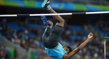 ¡Increíble el salto de altura en los Juegos Paralímpicos!
