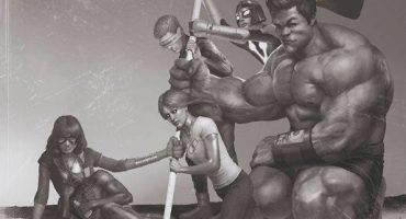 Marvel lanzará nuevas portadas variantes inspiradas en discos de Hip Hop
