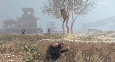 A retorcerse como gusanos: así se jugará Metal Gear Survive