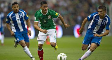 México empató sin goles contra Honduras en el estadio Azteca