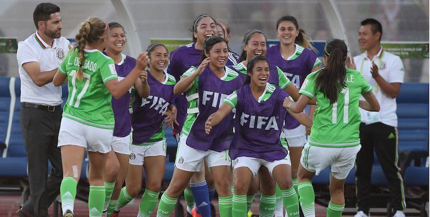 México golea a Nueva Zelanda dentro de su debut en el Mundial Sub-17