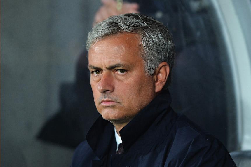 Mourinho espera ganar los tres puntos contra el Manchester City