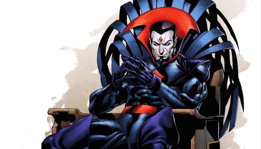 Mr. Sinister