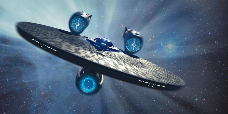 ¡Vive una aventura espacial y gánate una Action Cam de Star Trek: Beyond!