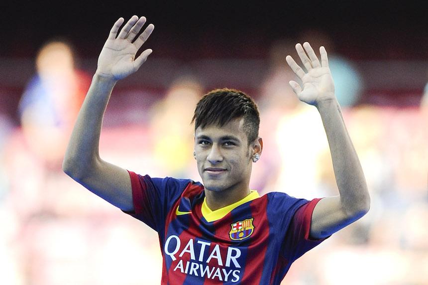 Neymar podría meterse en problemas por su llegada al Barcelona
