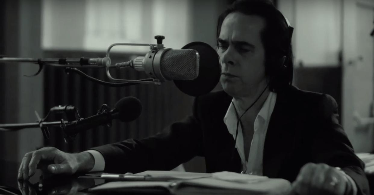 """Mira el nuevo video de Nick Cave & the Bad Seeds para """"Jesus Alone"""""""