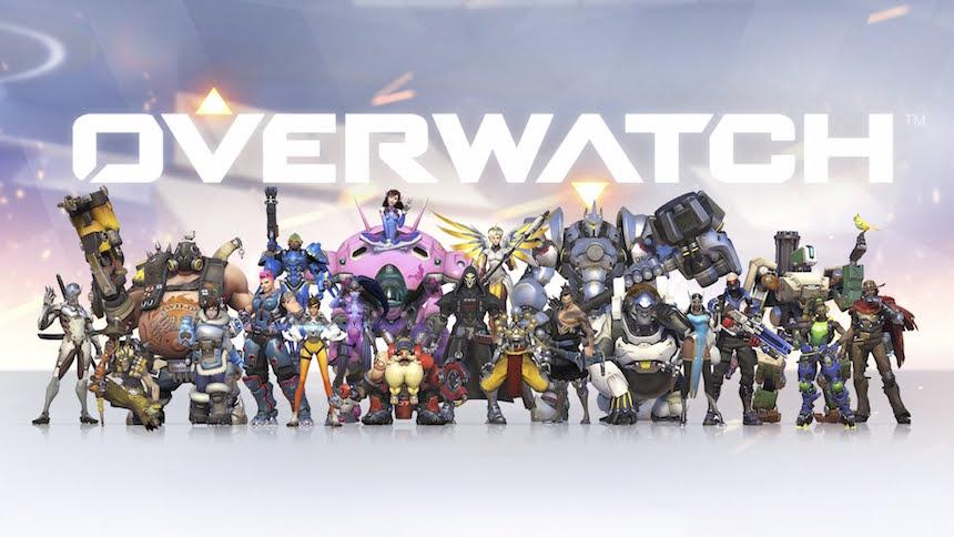 Overwatch Blizzard 2