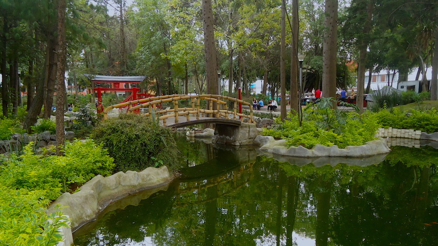 Resultado de imagen para parque la pagoda