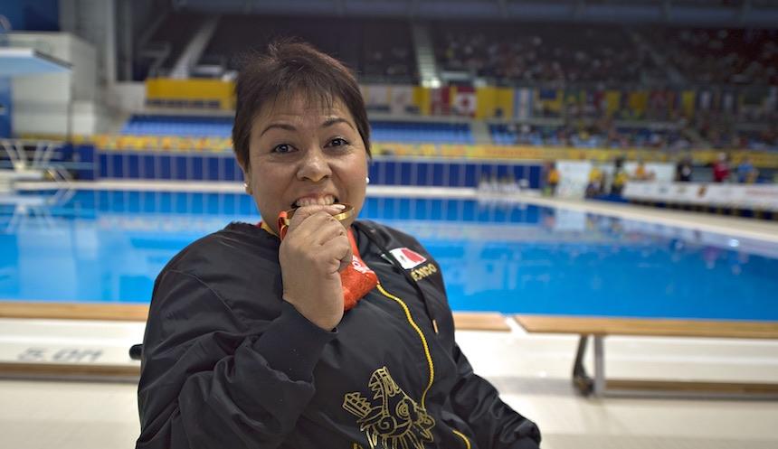 Patricia Valle gana el bronce en los Juegos Paralímpicos de Río 2016