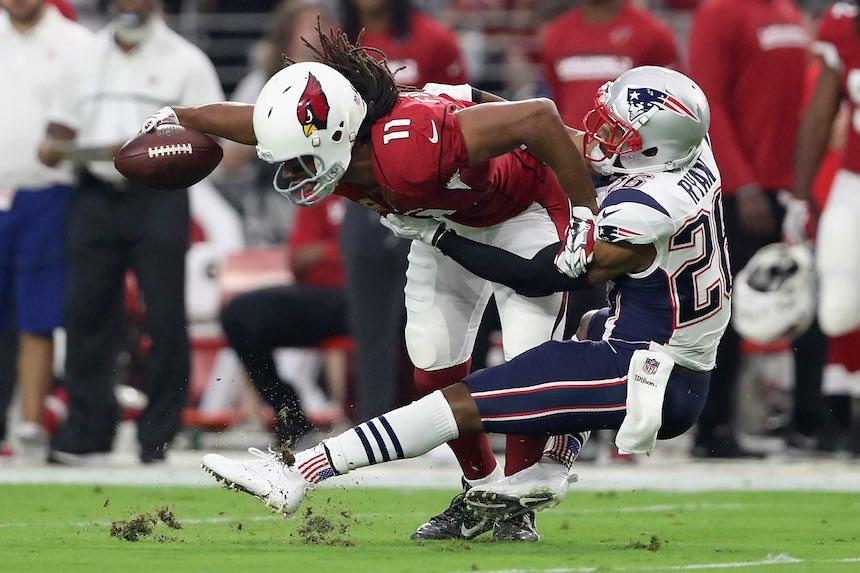 Patriots vs Cardinals - Semana 1 NFL