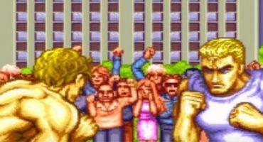 Street fight: el borrachín que buscó pleito con el sujeto equivocado