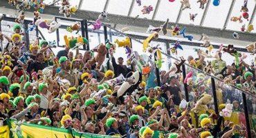 Aficionados en el futbol holandés nos dan una gran muestra de humanidad
