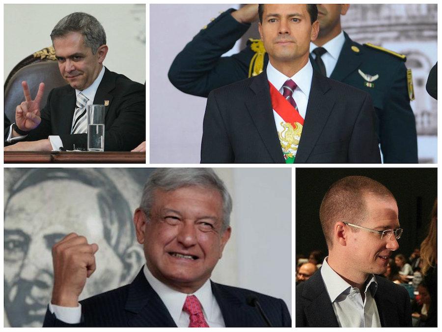 ¿Cuáles son los partidos políticos más corruptos según la gente?