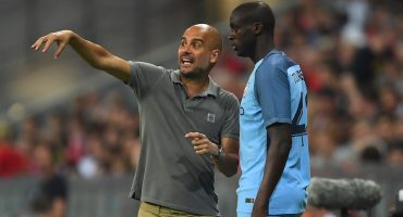 Guardiola deja sin Champions League a Yaya Touré