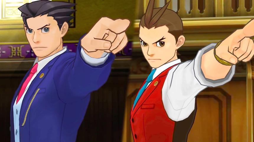 Phoenix Wright regresa en Ace Attorney: Spirit of Justice