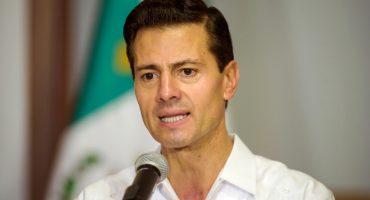 EPN se pone bíblico: nadie puede 'lanzar la primera piedra' sobre corrupción