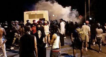 Violentas protestas en Charlotte por (otro) asesinato de joven negro a manos de policía