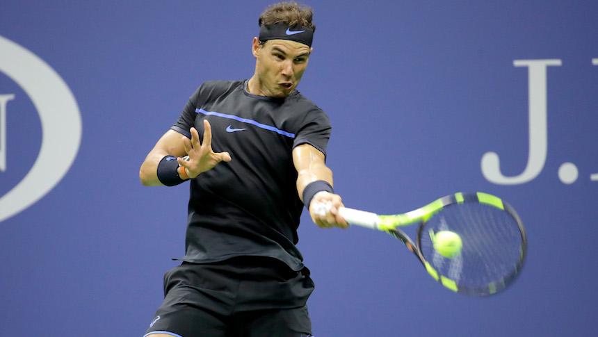 Rafael Nadal regresa a México y estará en el Abierto Mexicano de Tenis