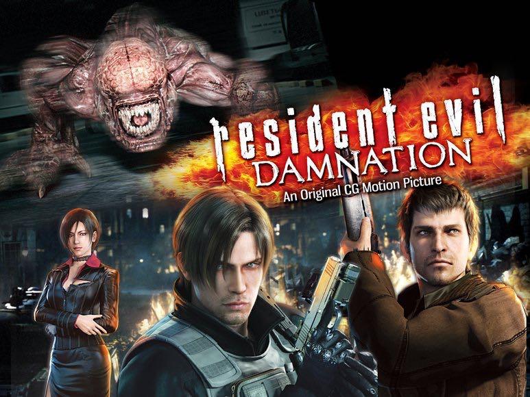 Resident Evil Damantion