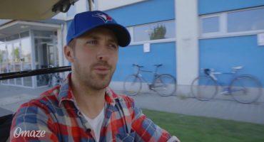 Ryan Gosling te dice cómo ganar un viaje al set de Blade Runner 2