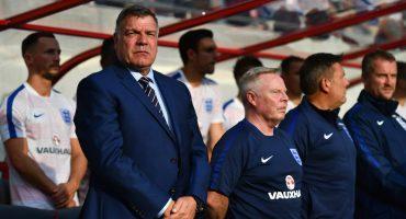 Sam Allardyce continuó con la racha de los entrenadores debutantes en Inglaterra