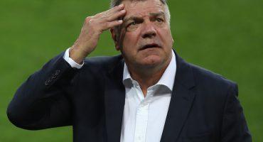 Tras escándalo de corrupción, Sam Allardyce es despedido como técnico de Inglaterra