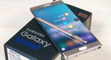 El programa de reemplazo del Galaxy Note 7 llega a México