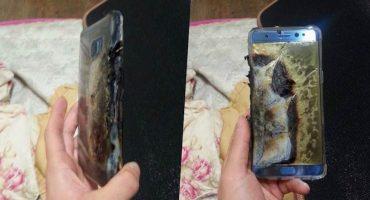Un niño sufre quemaduras por la explosión de un Samsung Galaxy 7