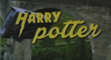 Así se vería Harry Potter si fuera un sitcom de los 90