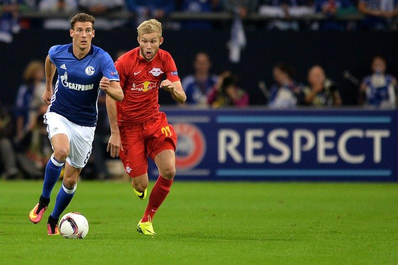 Schalke 04 contra FC Salzburg
