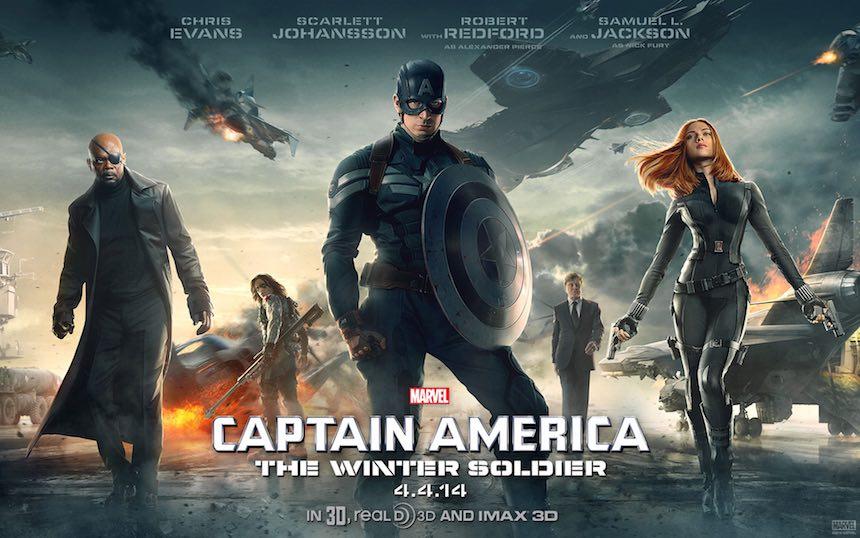 SHIELD Captain America: Winter Soldier