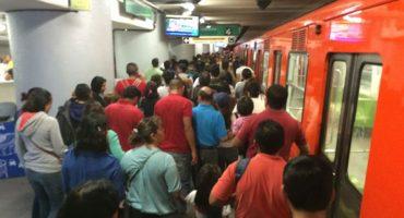 Tras mandar mensajes de auxilio, mujer desaparece en el Metro; autoridades ya investigan