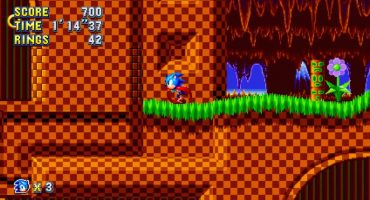 Chequen los primeros 12 minutos de Sonic Mania