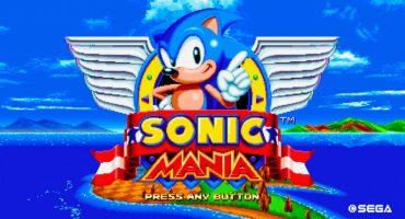La edición de colección de Sonic Mania es nostalgia pura